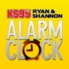 Ryan & Shannon Alarm Clock