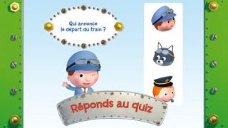 download P'tit Garçon - Le train de Bastien apps 4