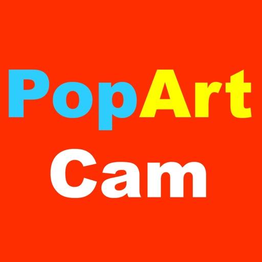PopArtCam iOS App