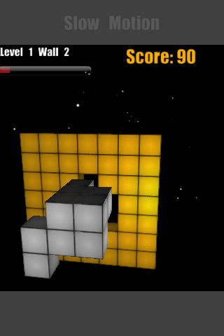 Hole-in-a-wall 3D Lite screenshot 2