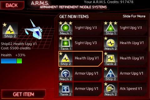 Armada - Galactic War Online screenshot 3