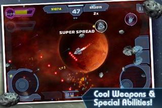 Screenshot of Asteroids: Gunner5