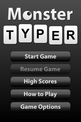 Monster Typer Free screenshot 3