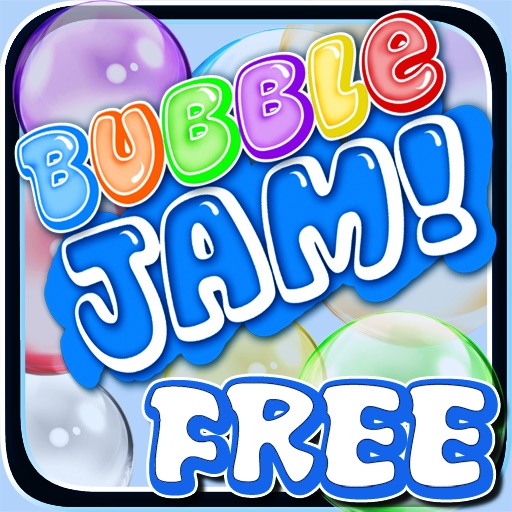 Bubble Jam Free iOS App