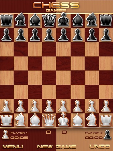 Бесплатные Шахматы на iPad