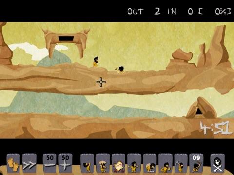 Caveman_HD на iPad