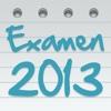Examen 2013