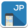 Japan offline map, guide, weather, hotels. Free GPS navigation.