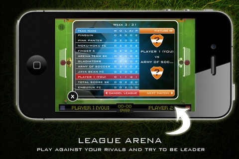 SoccerArena screenshot 2