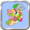 Ireland Puzzle Map app for iPhone/iPad