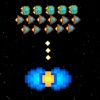 A Retro Space Invader Shooter Game