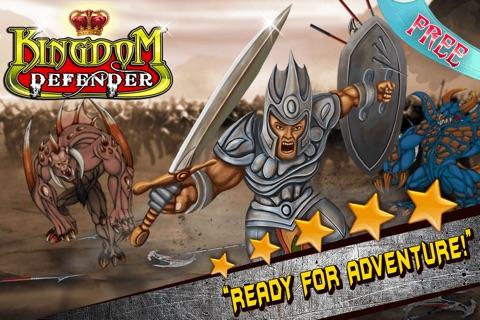 Kingdom Defenders Free screenshot 1