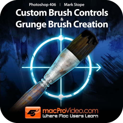 Course For Photoshop CS5 406 - Custom Brush Creation