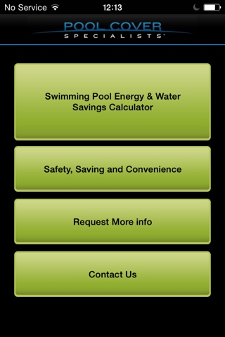 Swimming Pool Energy & Water Savings Calculator screenshot 3
