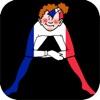 Alfabeto del corpo in francese (AppStore Link)