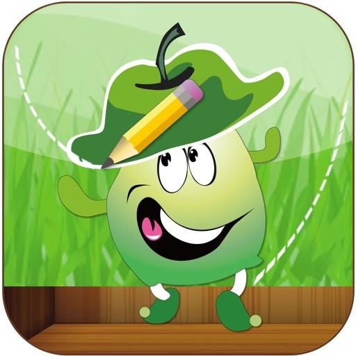 Draw the path iOS App