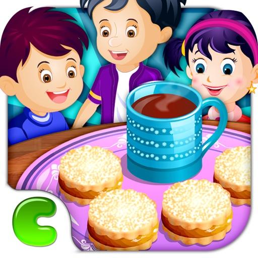 烹饪游戏:奶油蛋糕