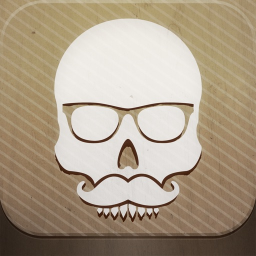 Hipster Zombies iOS App