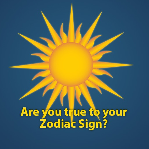 Are you true to your Zodiac Sign? iOS App