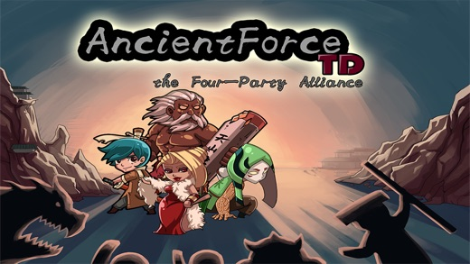 AncientForce TD Screenshot
