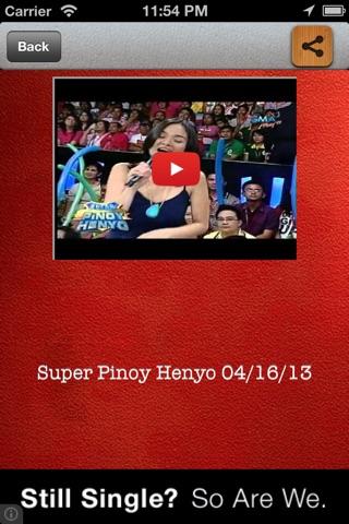 PinoyTube screenshot 3