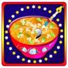 熱水和玉米,雞肉湯壺 - 自由的孩子,食物烹飪遊戲