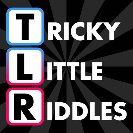 Tricky Little Riddles iOS App