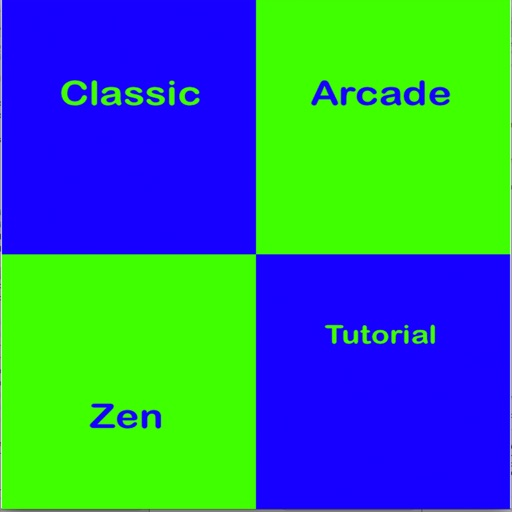 Don't Tap The Blue Tiles,Tap The Green Tiles iOS App