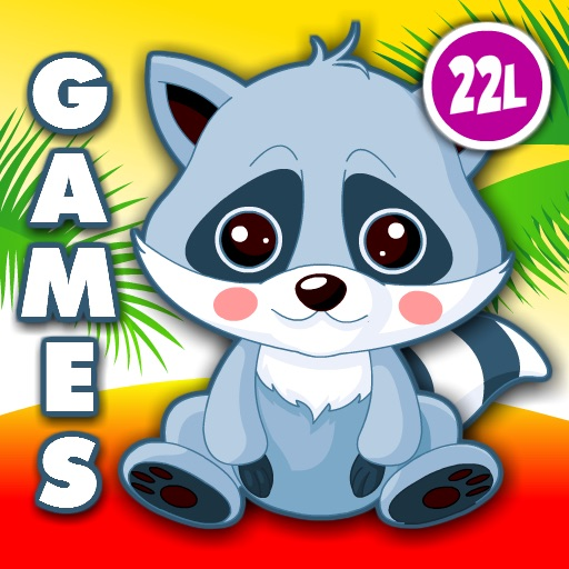 Abby Monkey® Zoo Animals for Toddlers (LITE) iOS App