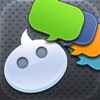 Tap to Chat: Facebook Chat, GTalk / Google Talk and MSN Messenger (AppStore Link)