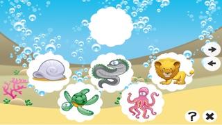 Animation Trouver des Erreurs dans Les Photos D'animaux! Jeux D'apprentissage de la Logique GratuitsCapture d'écran de 3