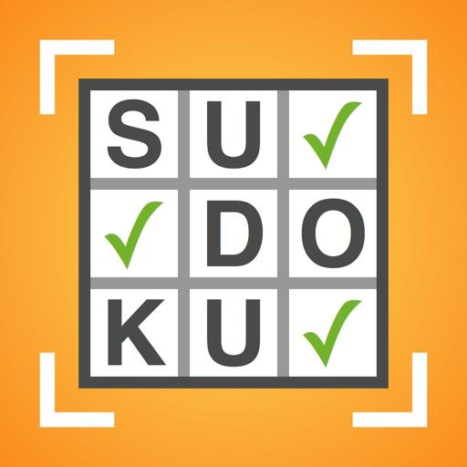 Sudoku Solver Camera iOS App