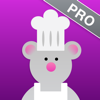 Kitchen Sous Chef PRO - Timer, Calculator, & Grocery Ingredient Converter