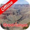 Grand Canyon National Park POI Map