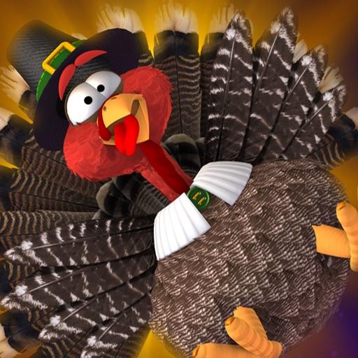 Chicken Invaders 4 Thanksgiving HD iOS App