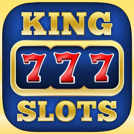 King of Slots - progressive slot machine, mega bonuses, generous payouts and offline play! iOS App