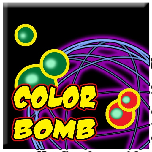 Color Bomb-Don't Touch This iOS App