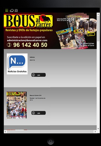Bous al Carrer screenshot 1