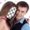 Love Camera Valentine Photo Booth - Make Girlfriend, Boyfriend & Bridal love photos and share them as valentine wish card