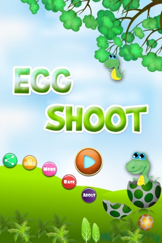 Egg Shoot Free screenshot 1