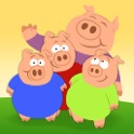 The Traditional Storyteller - The Three Little Pigs icon