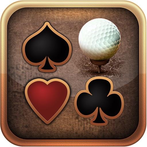 Golf Solitaire iPad edition Icon