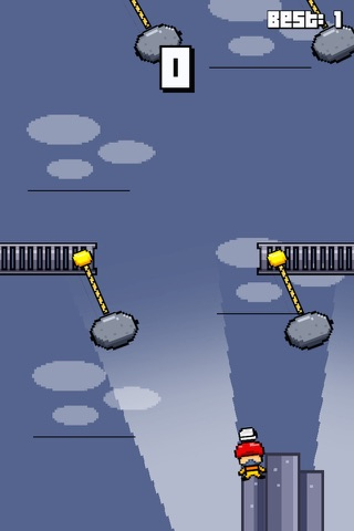 Todd's Copter Lite screenshot 3