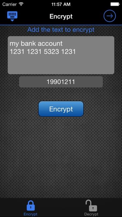 download Top Secret - Encrypt Text Utility apps 1