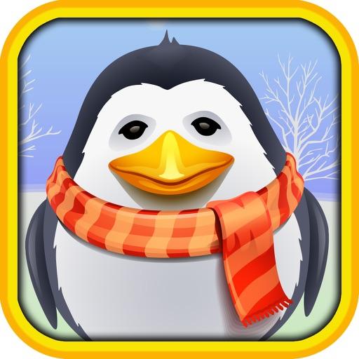 Amazing Social Penguin in Hit the Iceberg Roulette Craze Casino Games Free iOS App