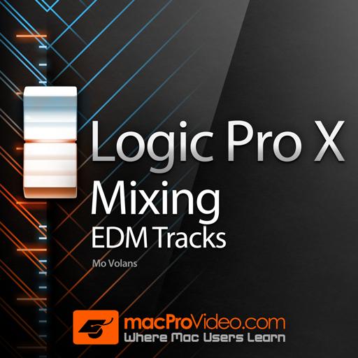 Mixing EDM Tracks for Logic Pro X