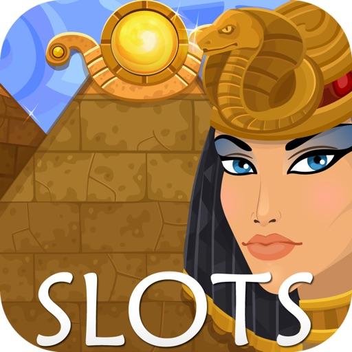 Egyptian Treasure - Free Casino Slots iOS App