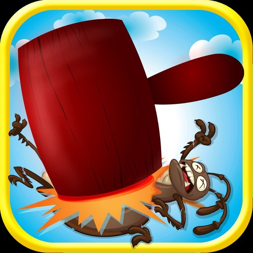 Tapped Out Bug – Best bug and ant smasher baby friendly game iOS App