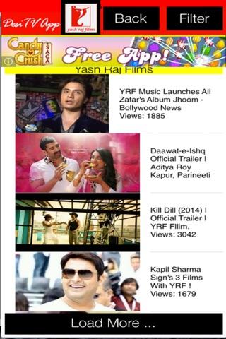 Desi TV App screenshot 1