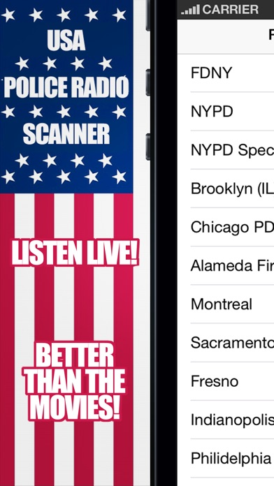 download Police Scanner Radio USA apps 0